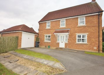 Thumbnail 4 bed detached house for sale in Birchin Bank, Elsecar, Barnsley