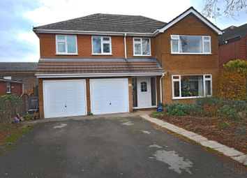 Thumbnail 5 bed detached house for sale in Malvern Close, Spalding