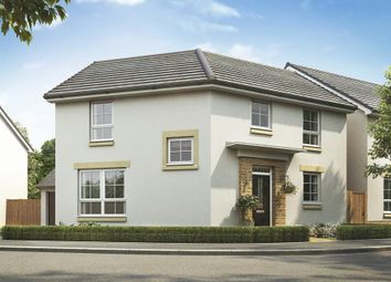 "Thumbnail 3 bedroom detached house for sale in ""Dunbar"" at Barochan Road, Houston, Johnstone"