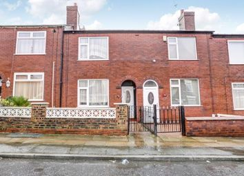 Thumbnail 2 bed terraced house for sale in Cemetery Road South, Swinton, Manchester, Greater Manchester