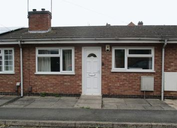 Thumbnail 1 bed bungalow for sale in Doctor Cookes Close, Barwell, Leicester