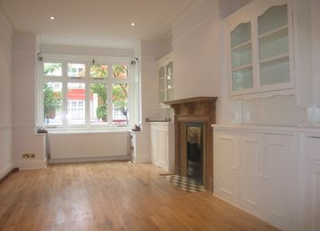 Thumbnail 4 bed property to rent in Nella Road, London