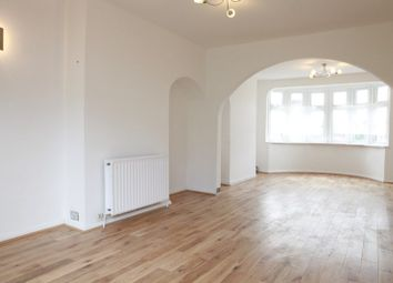 Thumbnail 3 bed semi-detached house to rent in Norfolk Road, Barnet