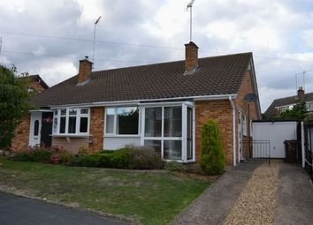 Thumbnail 2 bed semi-detached bungalow to rent in Lynmouth Avenue, Abington Vale, Northampton