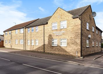Thumbnail 1 bed flat for sale in Medallion Court, Cambridge Street, St. Neots