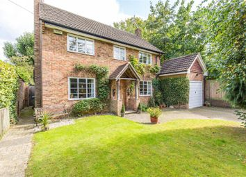 Thumbnail 4 bed detached house for sale in London Road, Westerham