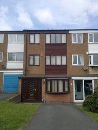 Thumbnail 1 bed town house to rent in Teal Drive, Erdington, Birmingham