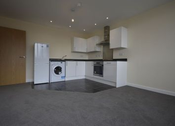 Thumbnail 2 bed flat to rent in Burleys Way, Leicester