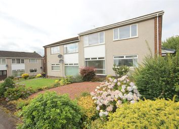 Thumbnail 2 bed flat for sale in Crathes Avenue, Stenhousemuir, Larbert