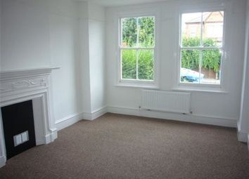 Thumbnail 3 bed flat to rent in Adamsrill Road, London