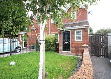 Thumbnail 3 bed semi-detached house for sale in Peel House Close, Little Hulton, Manchester