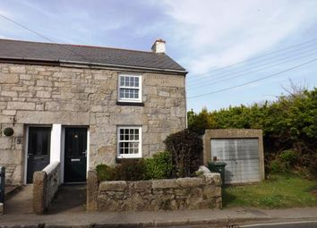 Thumbnail 2 bed end terrace house for sale in Lelant, St. Ives, Cornwall