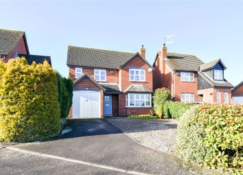 Thumbnail 4 bed detached house for sale in Dugard Way, Droitwich, Worcestershire