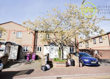 Thumbnail 2 bed terraced house to rent in Caledonian Wharf, London