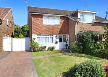 Thumbnail 2 bed semi-detached house for sale in Copse View, East Preston, Littlehampton