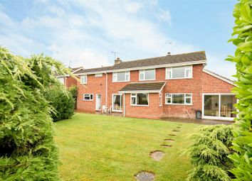 Thumbnail 5 bed detached house for sale in Sinton Green, Hallow, Worcester, Worcestershire