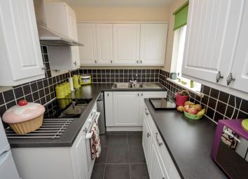 Thumbnail 1 bedroom flat for sale in Longstock Court, Eastleaze, Swindon