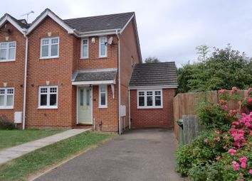 Thumbnail 3 bed end terrace house to rent in Thyme Avenue, Whiteley, Fareham