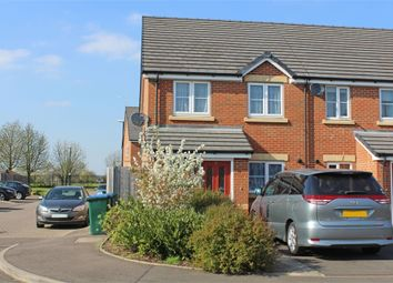 Thumbnail 3 bed end terrace house for sale in Avocet Close, Aldermans Green, Coventry, West Midlands