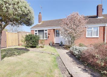 Thumbnail 2 bed bungalow for sale in Galsworthy Road, Goring-By-Sea, Worthing
