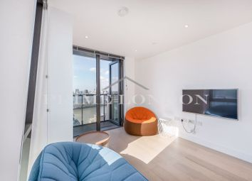 Parliament House, 81 Black Prince Road, London SE1. 1 bed flat for sale