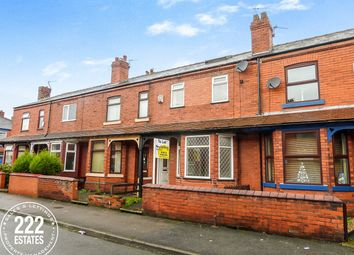 Thumbnail 4 bed terraced house to rent in Willis Street, Warrington