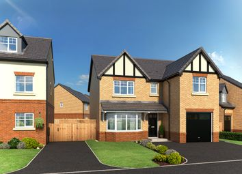 "Thumbnail 4 bed property for sale in ""The Patrington"" at Gibfield Park Avenue, Atherton, Manchester"