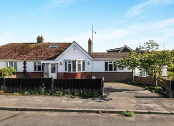 Thumbnail 2 bed semi-detached house for sale in Sefton Road, Portslade, Brighton