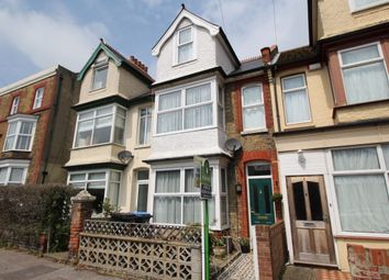 Thumbnail 3 bed terraced house for sale in Edith Road, Ramsgate
