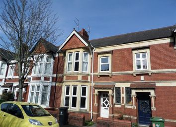 Thumbnail 4 bed property to rent in Waterloo Gardens, Penylan, Cardiff