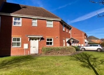 Thumbnail 2 bed flat to rent in Swan Drive, Brownhills, Walsall