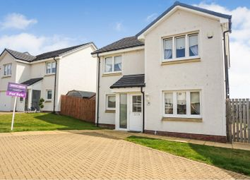 Thumbnail 3 bed detached house for sale in Baxter Brae, Motherwell