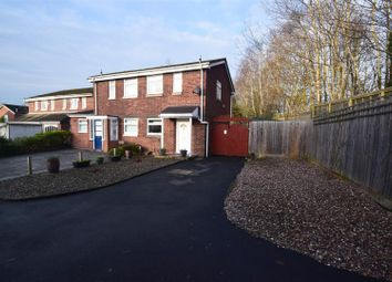 Thumbnail 2 bedroom semi-detached house for sale in Boscobel Close, Stirchley, Telford