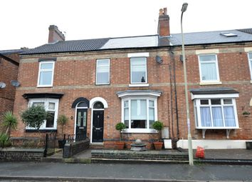 Thumbnail 2 bed terraced house for sale in Malvern Street, Burton-On-Trent