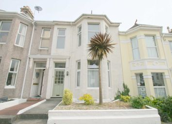 Thumbnail 3 bed terraced house for sale in Glendower Road, Peverell, Plymouth