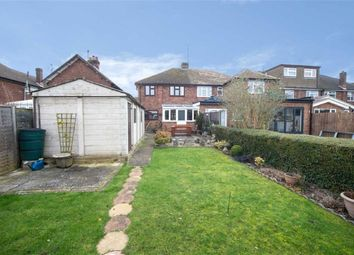 Thumbnail 3 bed semi-detached house for sale in Beacon Avenue, Dunstable, Bedfordshire