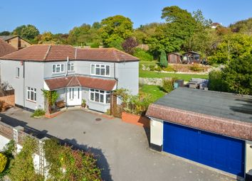 Thumbnail 4 bedroom detached house for sale in Down End Road, Drayton, Portsmouth