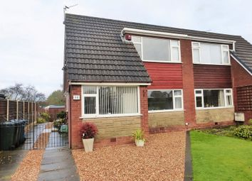 Thumbnail 3 bed semi-detached house for sale in Napier Avenue, Tarleton, Preston