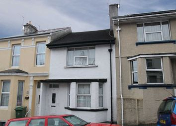 Thumbnail 2 bedroom terraced house for sale in Townsend Avenue, Plymouth