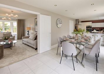 "Thumbnail 5 bed detached house for sale in ""Jura"" at Milby, Boroughbridge, York"