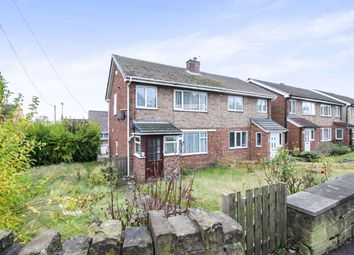 Thumbnail 3 bed semi-detached house for sale in Bradford Road, East Ardsley, Wakefield