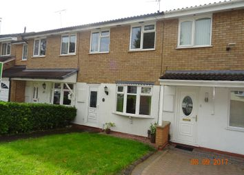Thumbnail 2 bed terraced house to rent in Gurnard Close, Willenhall