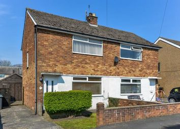 Thumbnail 2 bed semi-detached house for sale in Vernon Crescent, Galgate, Lancaster