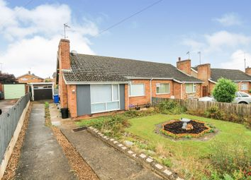 Thumbnail 2 bedroom semi-detached bungalow for sale in Pennine Way, Kettering