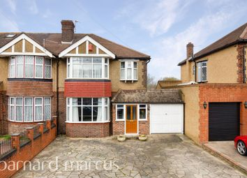 3 bed semi-detached house for sale in Ruskin Drive, Worcester Park KT4