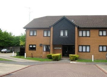 Thumbnail 1 bedroom flat to rent in Stagshaw Drive, Peterborough