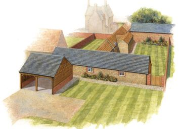 Thumbnail 4 bed barn conversion for sale in Achurch, Peterborough