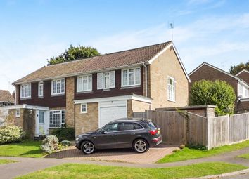 Thumbnail 4 bed semi-detached house for sale in The Hollow, Lindfield, Haywards Heath