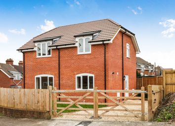 Thumbnail 3 bedroom detached house for sale in Nepaul Road, Tidworth