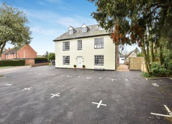 Thumbnail 2 bed flat for sale in Church Road, Wanborough, Wiltshire